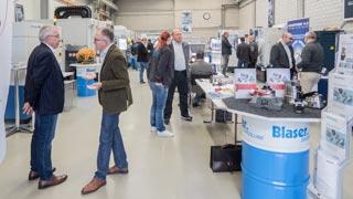 Spinner AG - Hausausstellung 2018 Showroom Kleinandelfingen