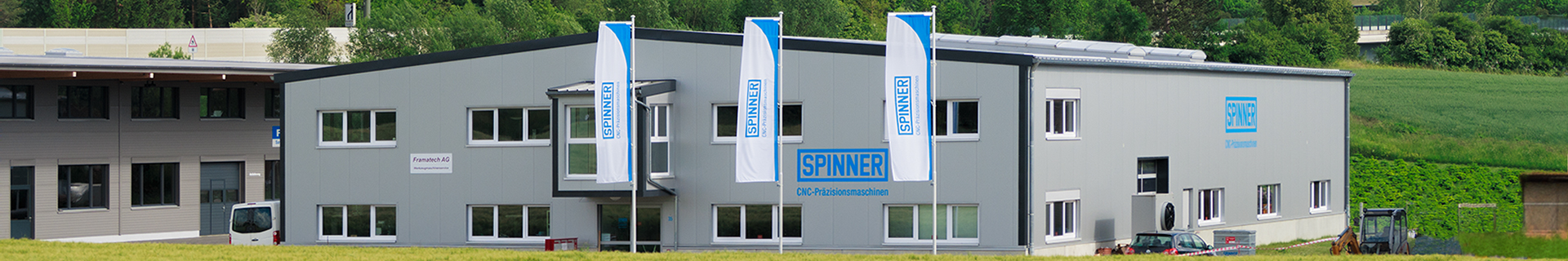 Spinner AG - Firmensitz
