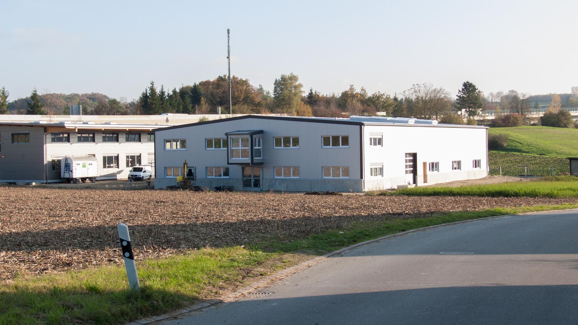 Firmensitz der Spinner AG