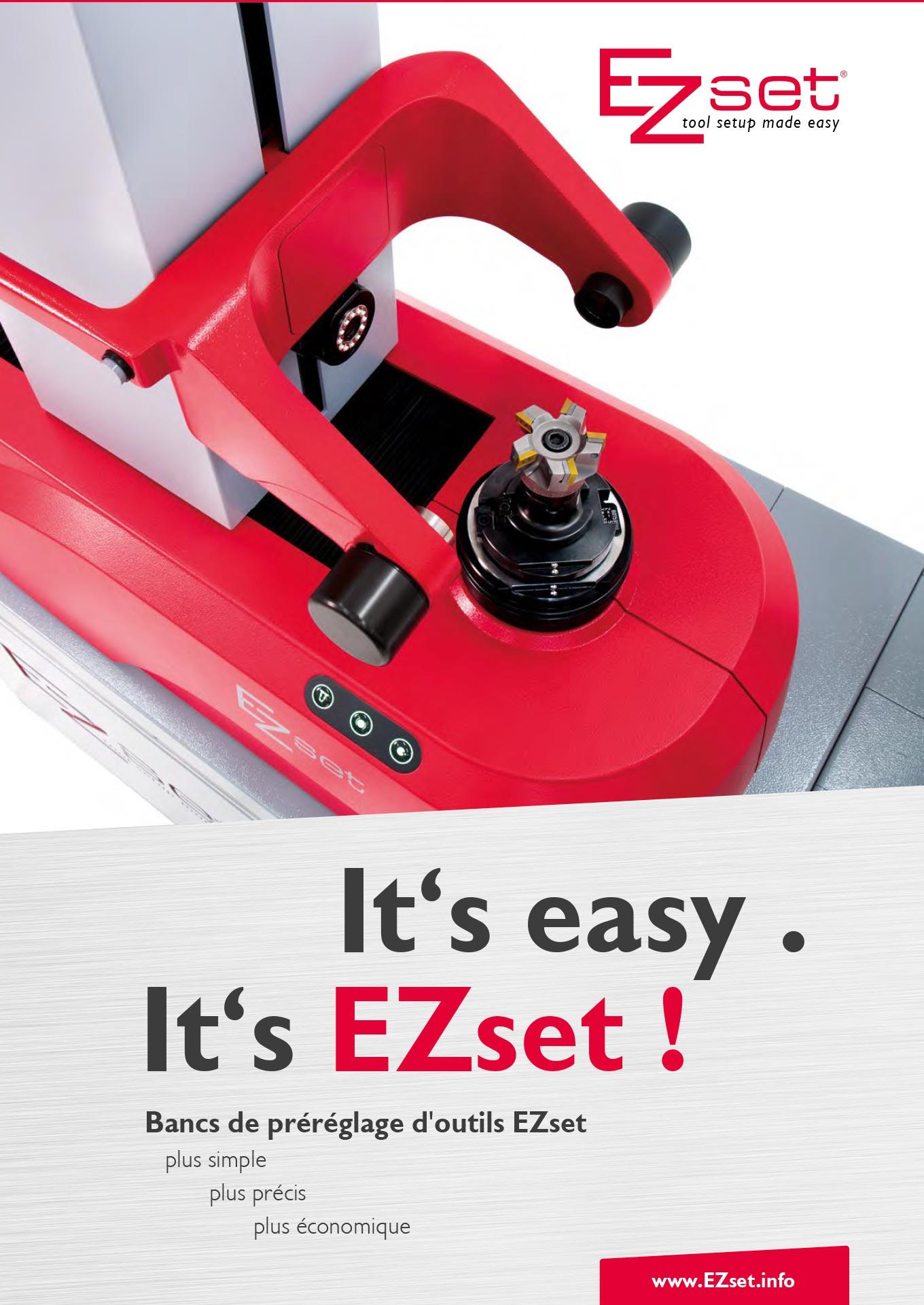 PDF-Vorschau EZset Produktkatalog (französisch)