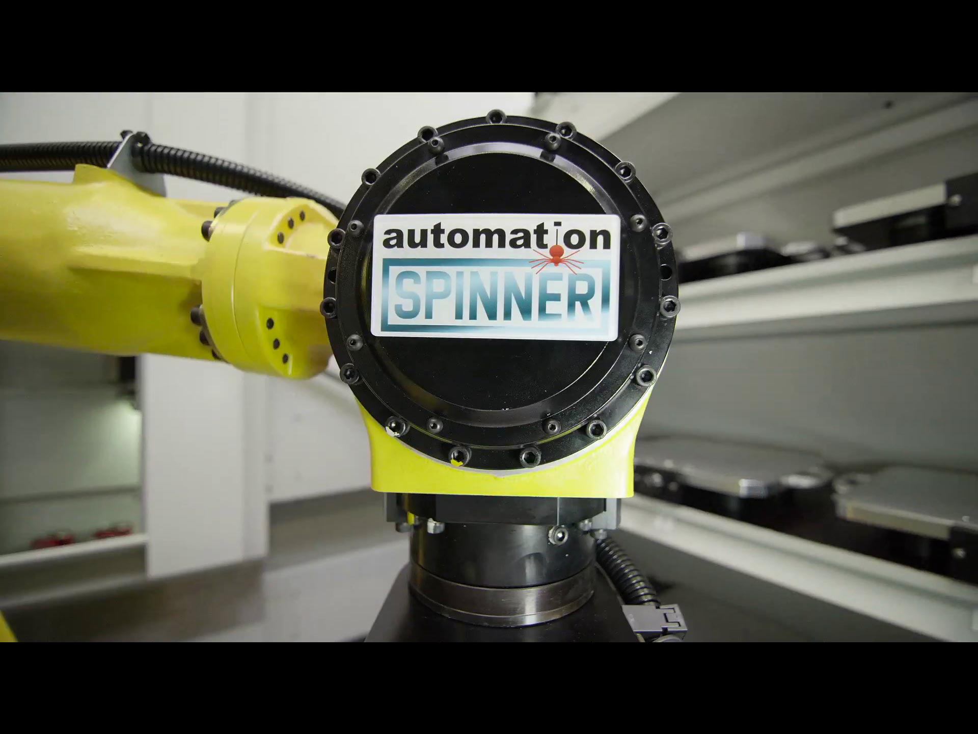 Spinner AG - Image Video der Spinner automation