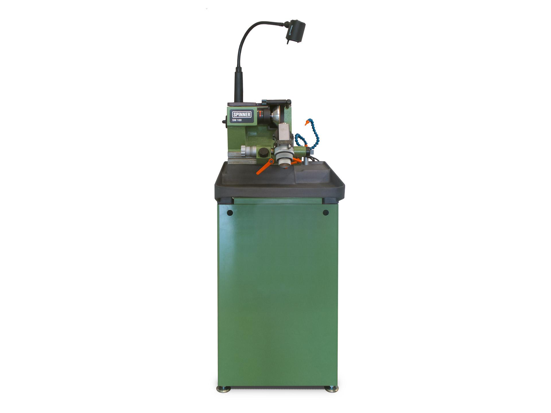 Spinner AG - Universalschleifmaschine SM 100