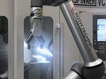 Spinner AG - Greifer RG6 V2 von OnRobot