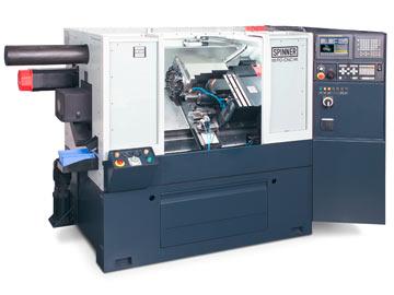 Spinner AG - Ultrapräzisionsdrehmaschine PD