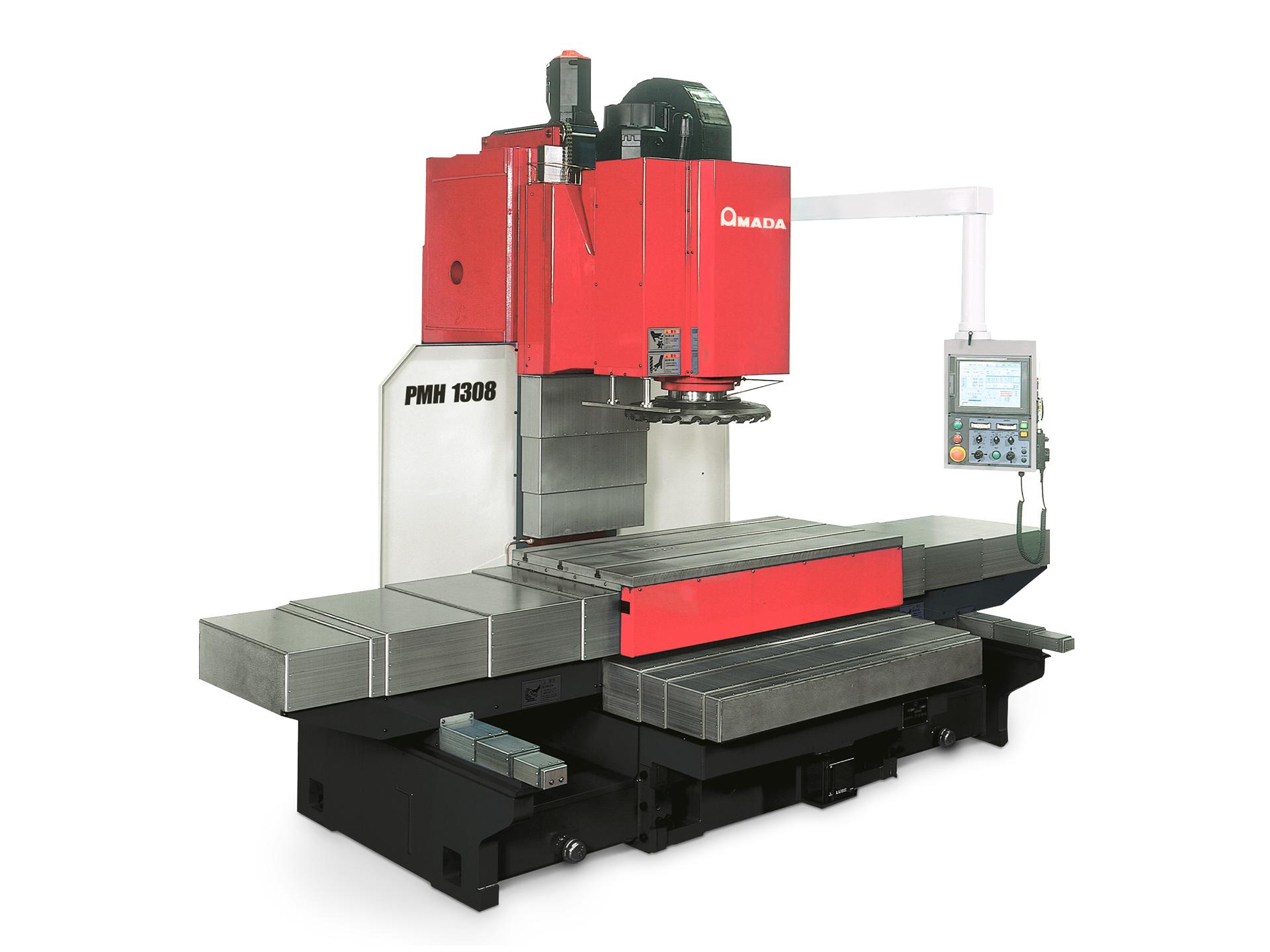 Spinner AG - Plattenfräsmaschinen PMH