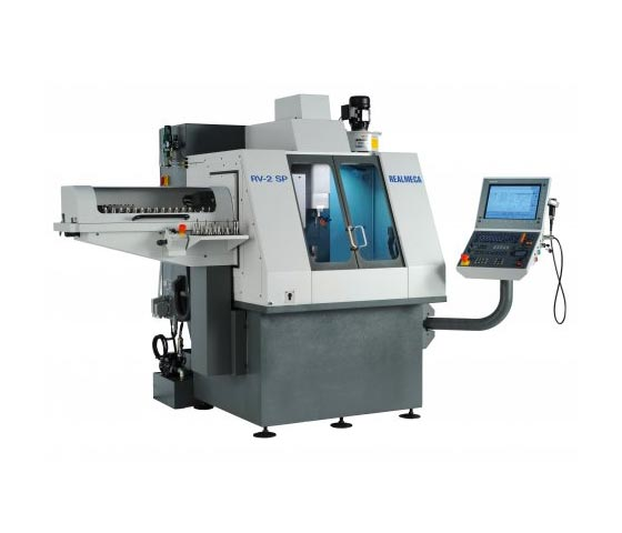 Spinner AG - Realmeca HSC-Fräsmaschine RV-2 SP