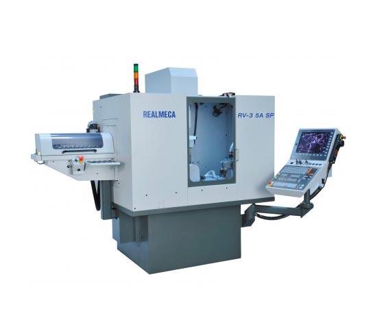 Spinner AG - Realmeca HSC-Fräsmaschine RV-3 5A SP