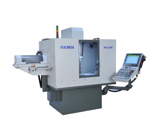 Spinner AG - Realmeca HSC-Fräsmaschine RV-3 SP