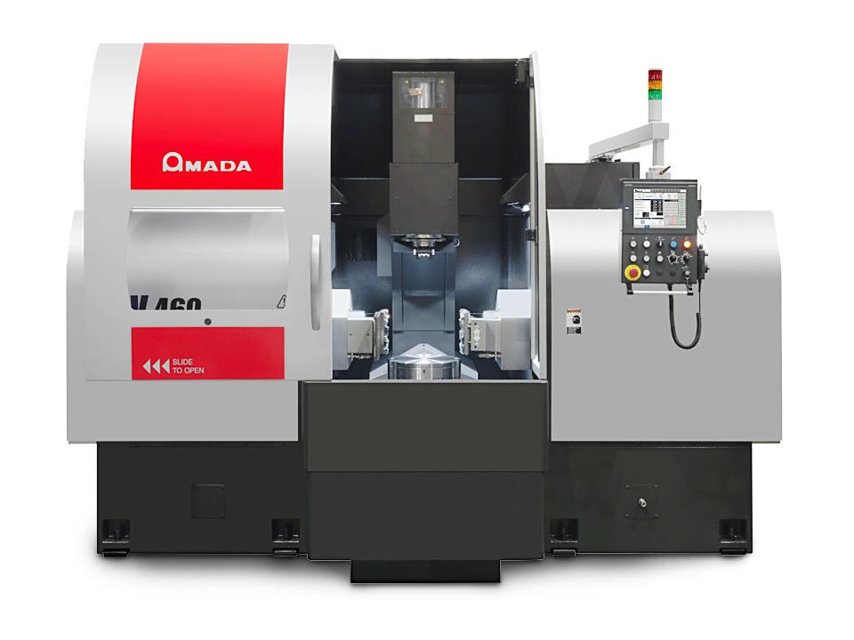 Spinner AG - Doppelkopf-Fräsmaschine THV