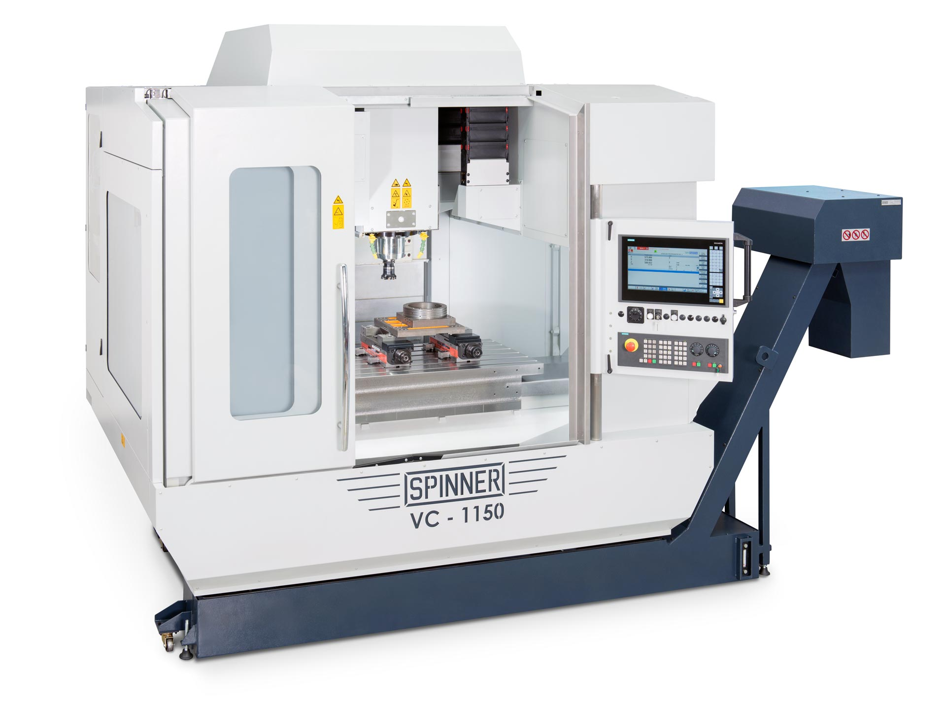 Spinner AG - Hochleistungsbearbeitungszentrum VC1150 Compact