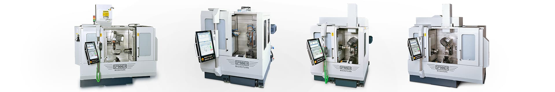 Spinner AG - Ultrapräzisionszentrum - Microturn