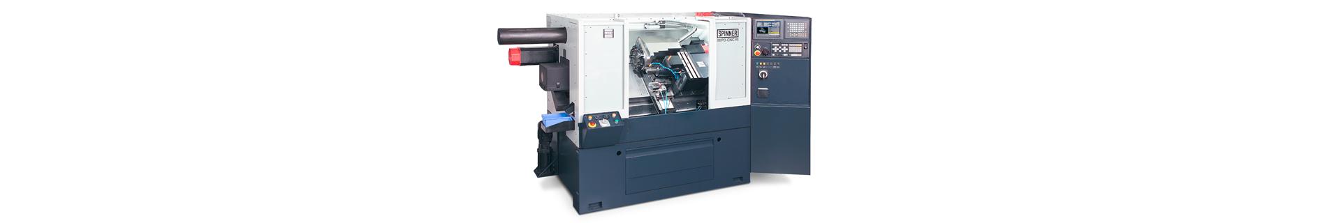 Spinner AG - Ultrapräzisionsdrehmaschine - PD