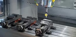 Spinner AG - Gebrauchte VC1150-Compact von Spinner – Arbeitsraum