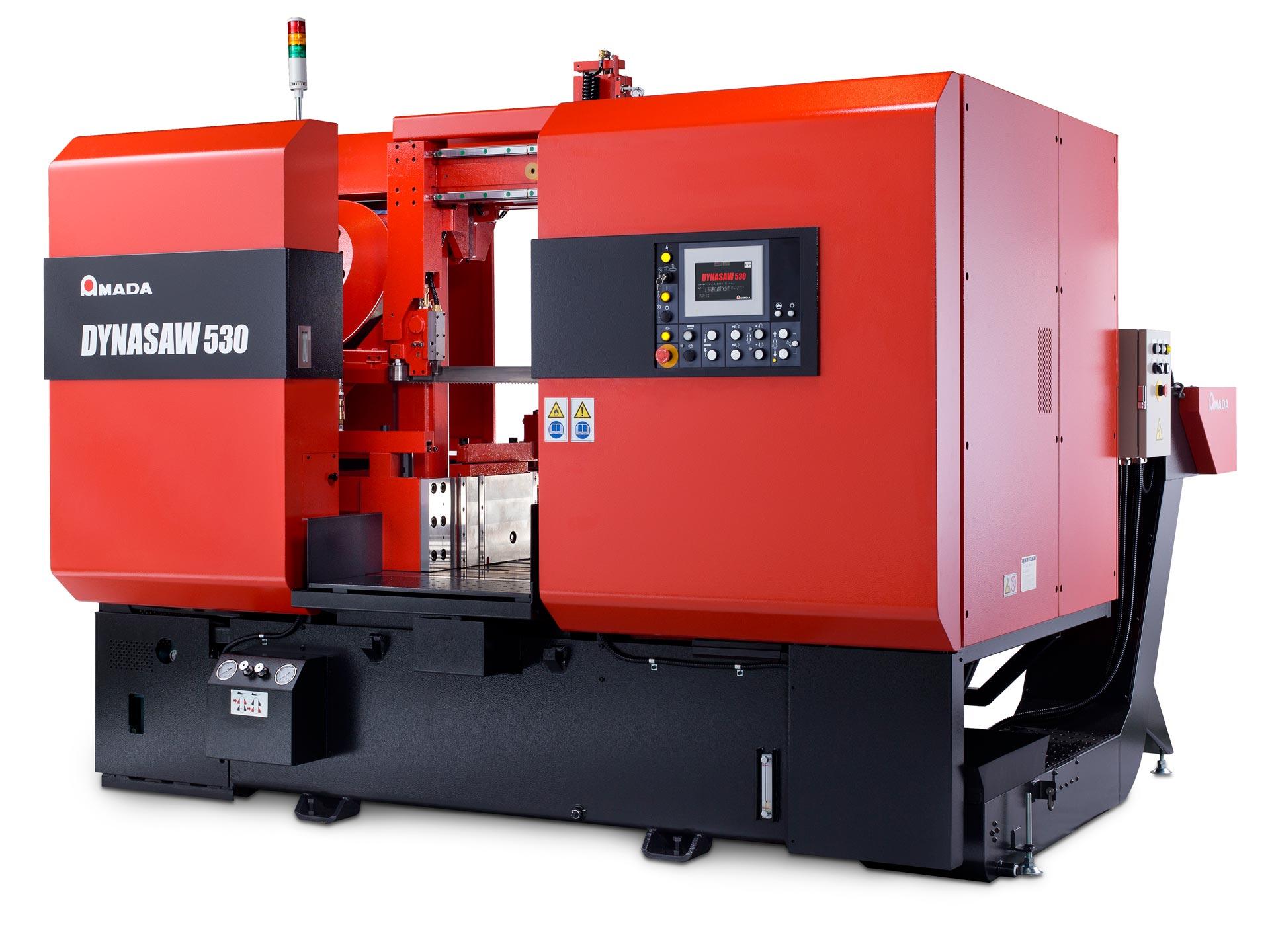 Spinner AG - Amada Dynasaw 530