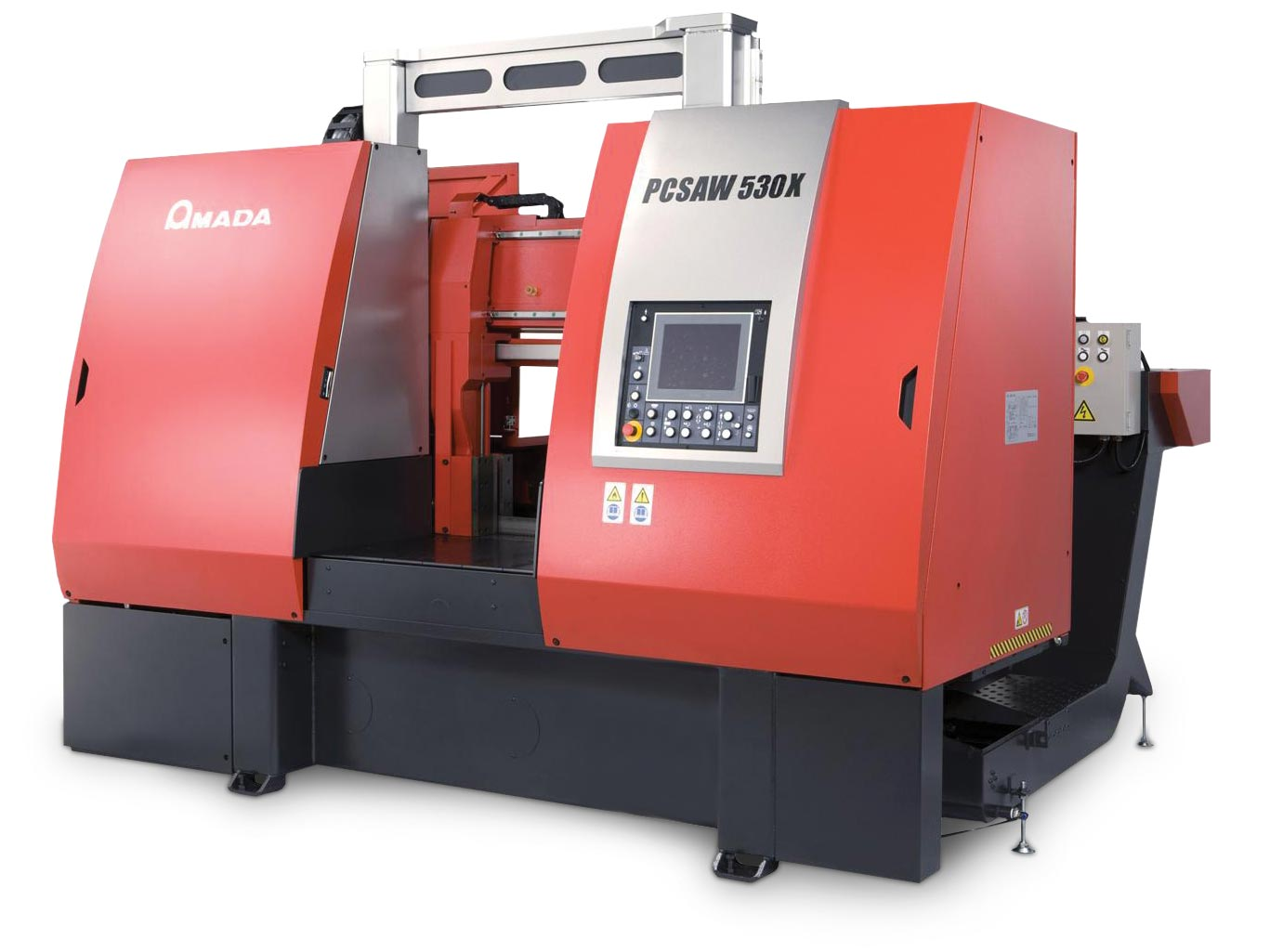 Spinner AG - Amada PCSAW 530X
