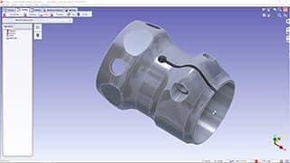 Spinner AG - GO2cam: Drehteil im Modul Designer