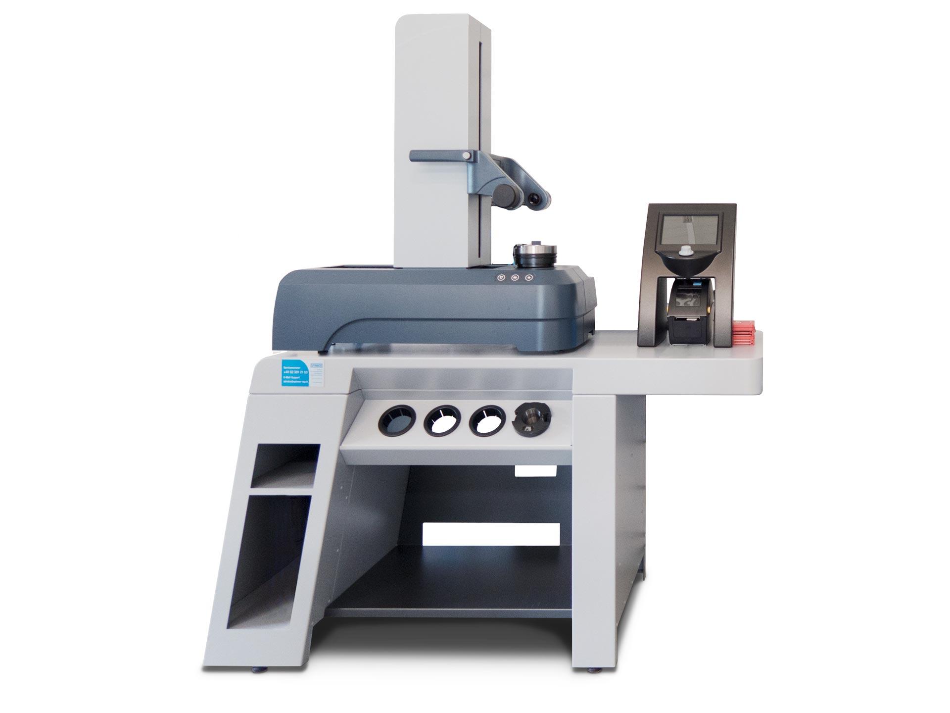 Spinner AG - EZset350 mit ImageControllerbasic