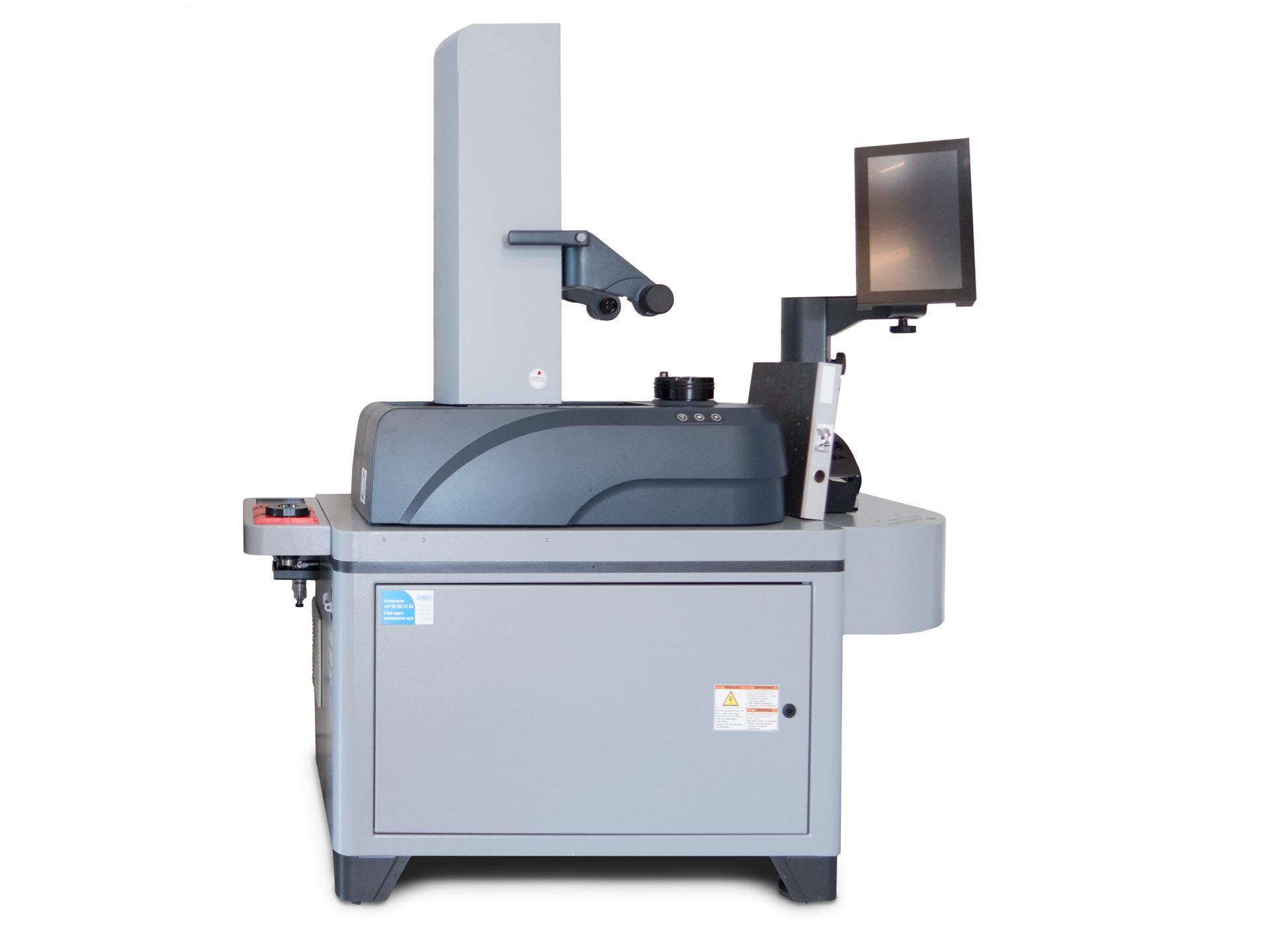 Spinner AG - EZset420 mit ImageController1