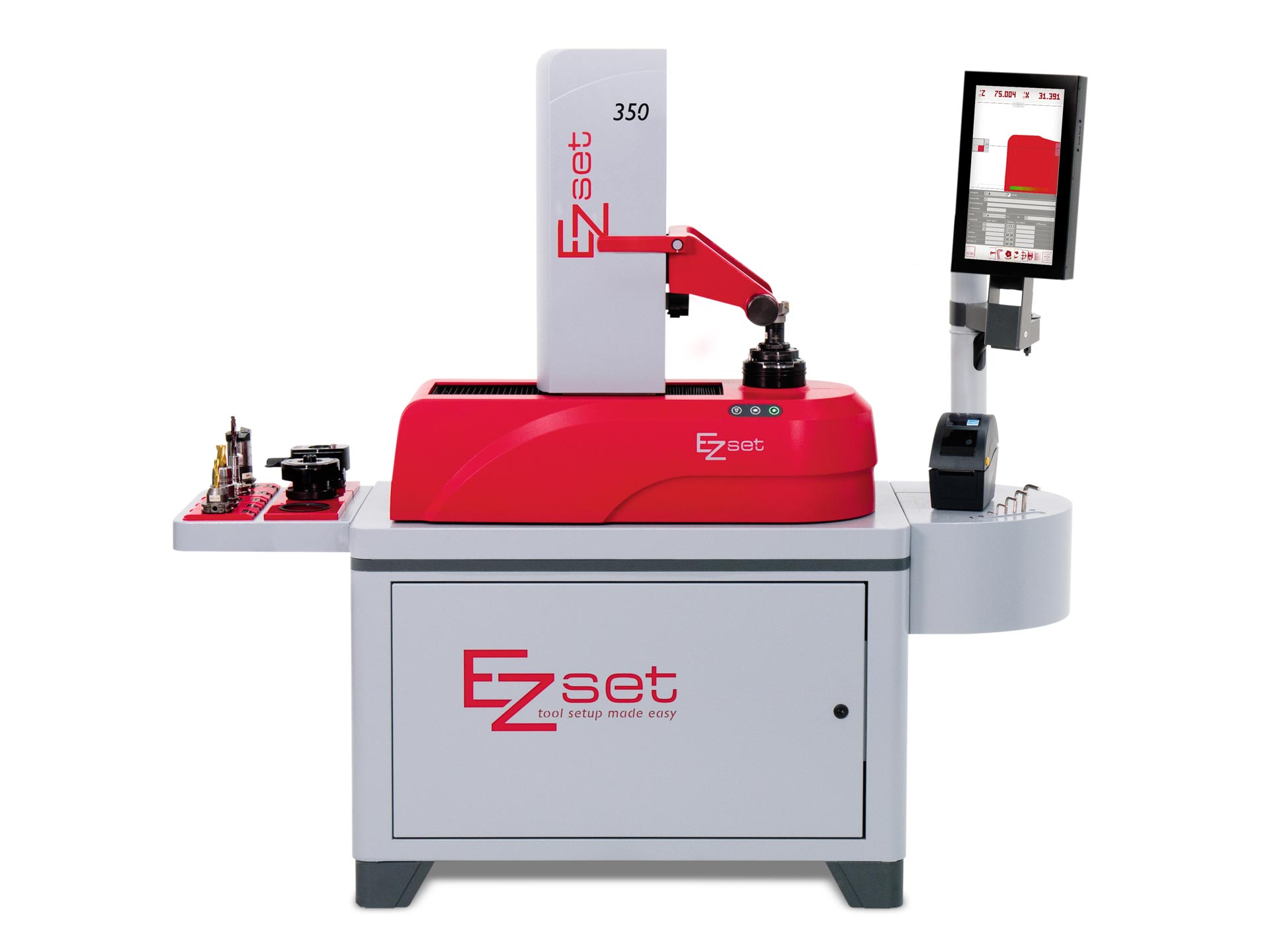 Spinner AG - EZset 350 mit ImageController1