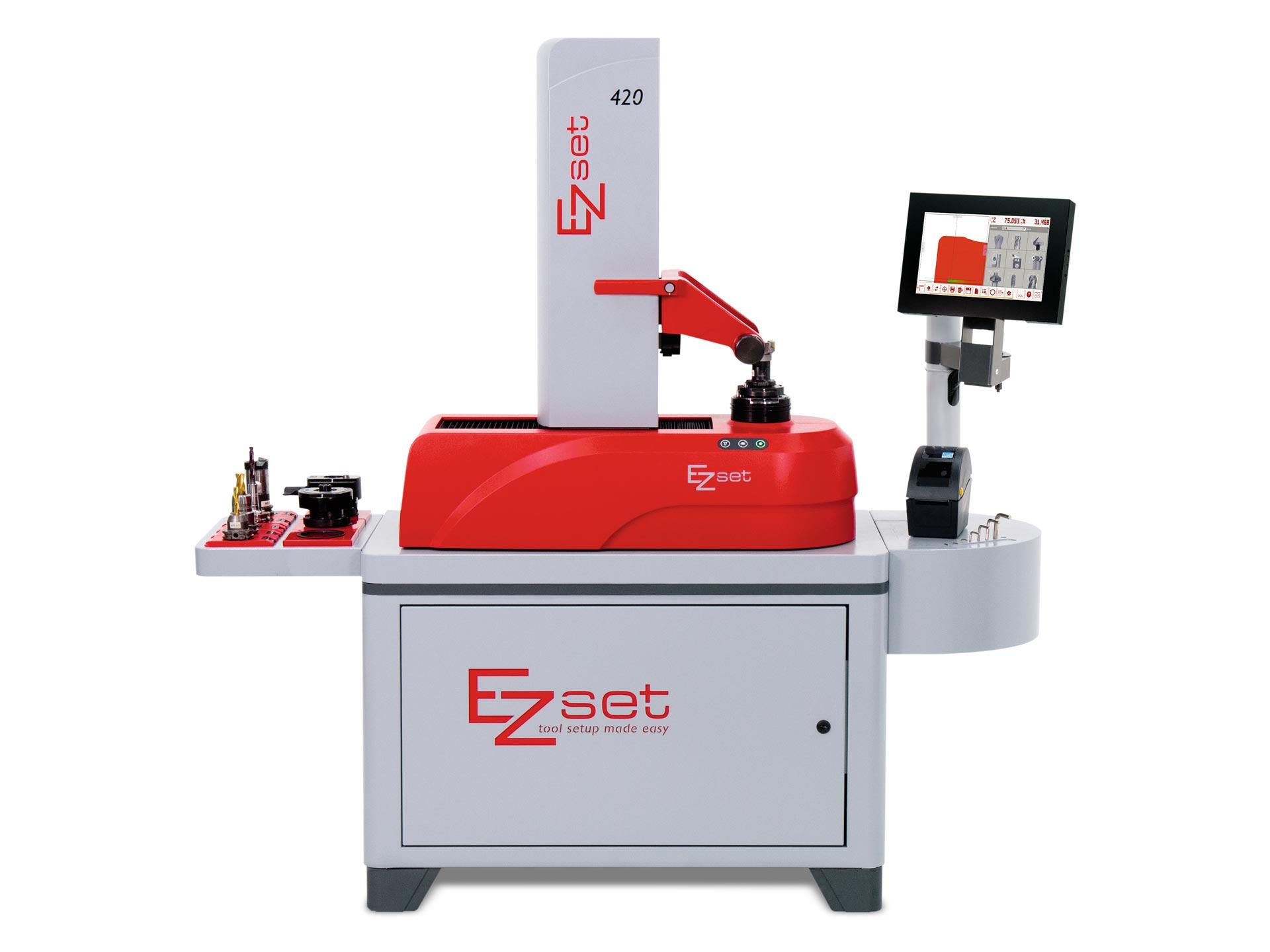 Spinner AG - EZset 420 mit ImageController2