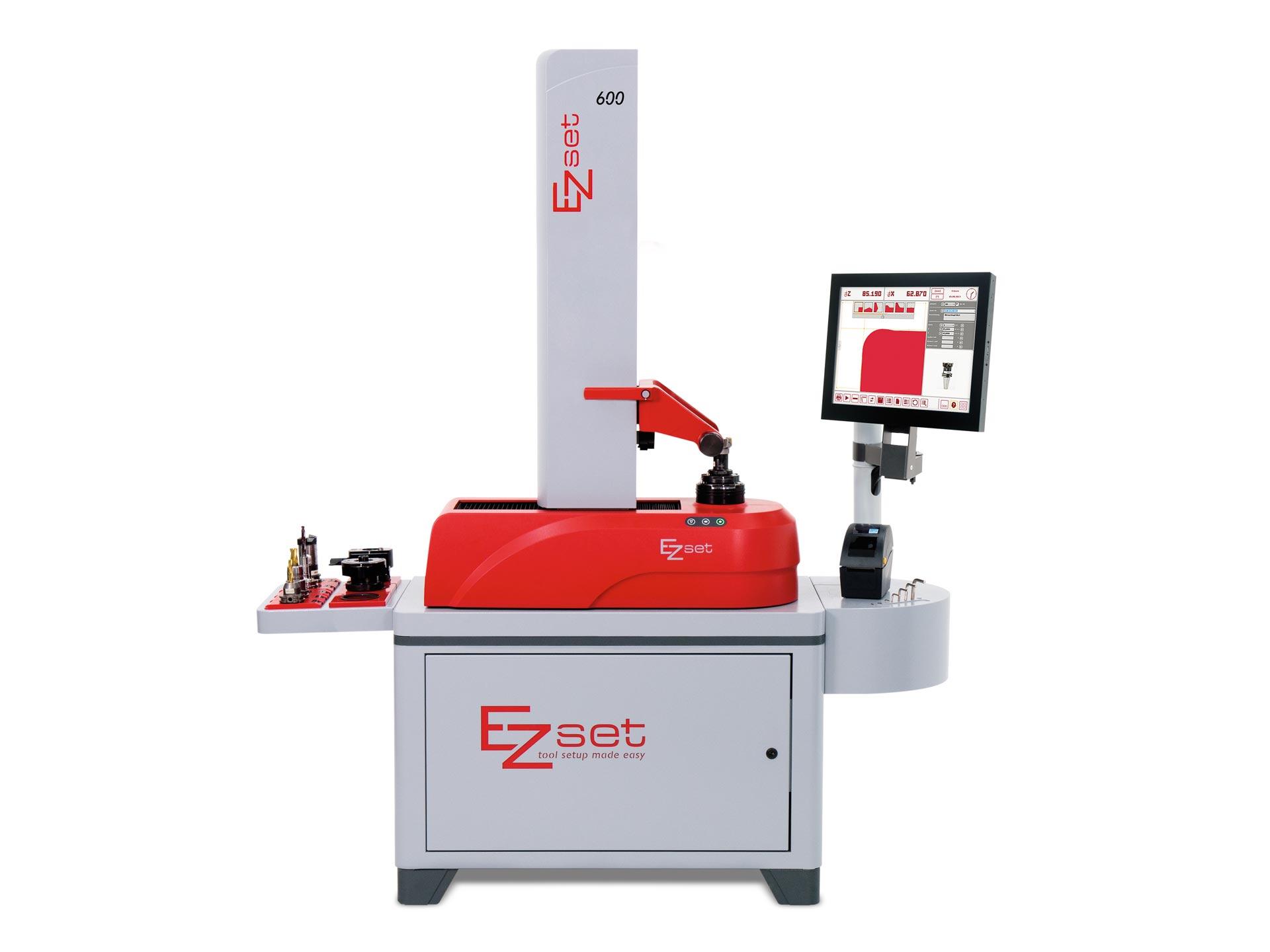 Spinner AG - EZset 600 mit ImageController3