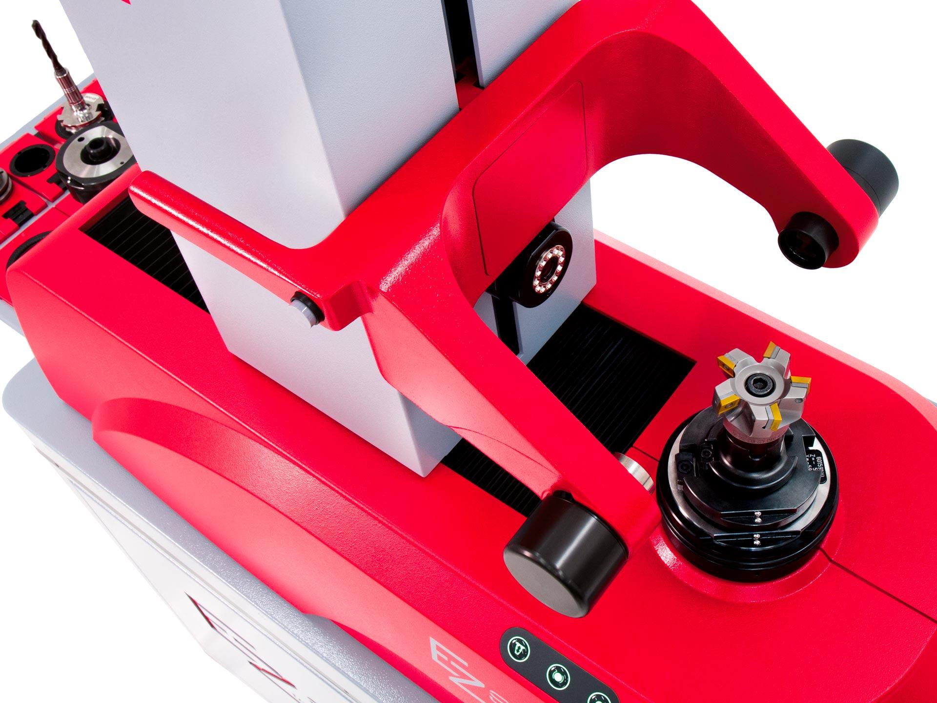 Spinner AG - EZset ImageController3 optischer Schlitten