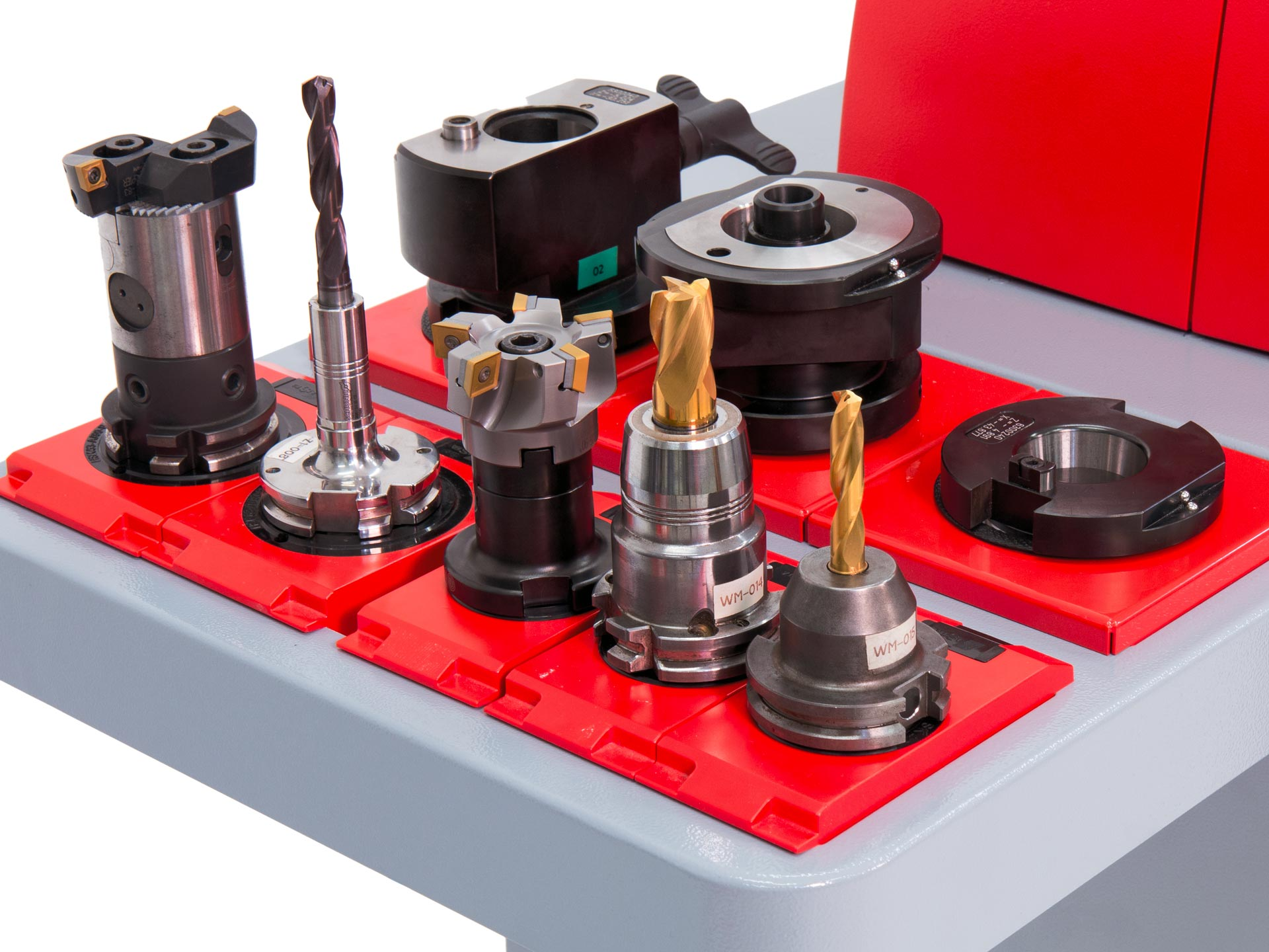 Spinner AG - EZset Adapter- und Utensilienablage