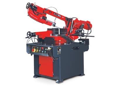 Halbautomatische Gehrungsbandsägemaschine Karmetal KMT 220 KDG