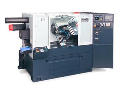 Spinner Ultrapräzisionsdrehmaschine PD32-T-V4