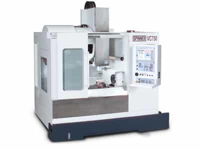 Spinner Universelles Vier-Achs-Bearbeitungszentrum VC750-XL