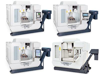 Spinner universelle Hochleistungsbearbeitungszentren VC1150